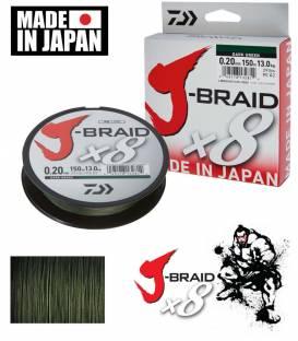 Daiwa J-Braid x 8