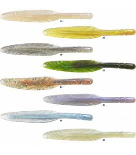 HILL CLIMB UL SOFT PLASTIC LURE SILKY FLY 75mm