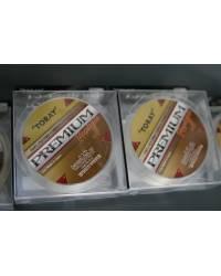 Toray Premium 100% Fluorocarbon Αόρατη