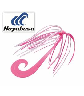 Hayabusa SE134 Twin Curly Rubber Skirt Tie SET